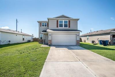 Rosenberg Single Family Home For Sale: 1319 Pease River Lane