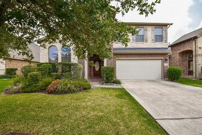 Richmond Single Family Home For Sale: 17315 Woodfalls Lane