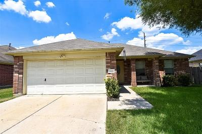 Tomball Single Family Home For Sale: 19526 Stillhouse Drive