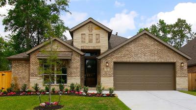 New Caney Single Family Home For Sale: 23655 Crossworth Drive