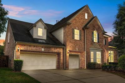 The Woodlands Single Family Home For Sale: 6 Oakley Downs Place