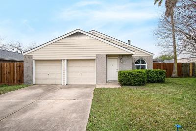 Pasadena Single Family Home For Sale: 3726 Monmouth Lane
