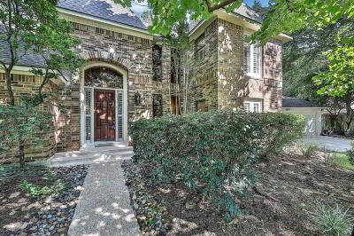 The Woodlands Single Family Home For Sale: 27 Glen Canyon Place