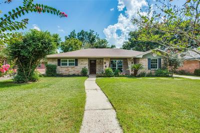 Houston Single Family Home For Sale: 4819 Spellman Road