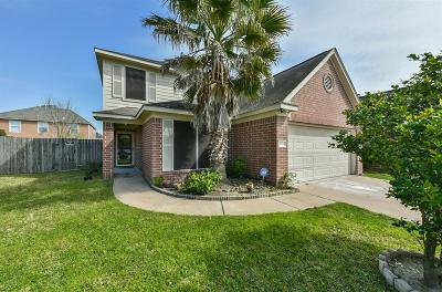 Houston Single Family Home For Sale: 5506 Calm Court