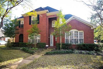 Sugar Land Single Family Home For Sale: 4402 Three Rivers Drive