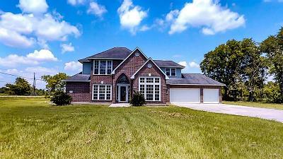Crosby Single Family Home For Sale: 13130 Sralla