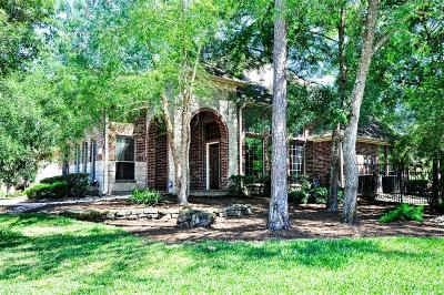 The Woodlands Single Family Home For Sale: 62 N Overlyn Place