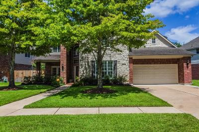 Katy Single Family Home For Sale: 23710 Banning Point Court