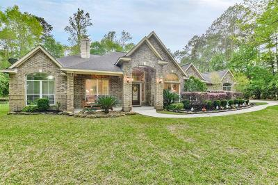 Huffman Single Family Home For Sale: 526 Remington Trail