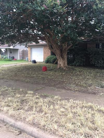 Pasadena Single Family Home For Sale: 5331 Kent Drive