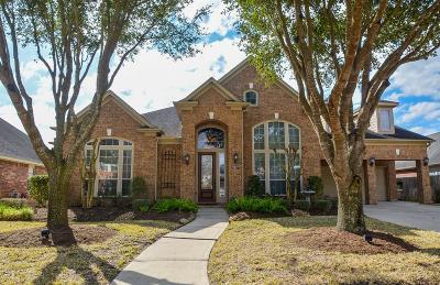 Richmond Single Family Home For Sale: 1811 Lake Quitman Drive