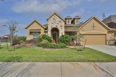 Richmond Single Family Home For Sale: 5803 Eden Crest Court