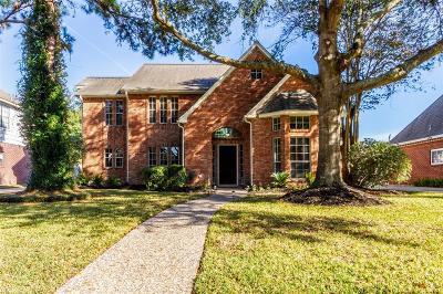 Katy Single Family Home For Sale: 1315 Sherfield Ridge Drive