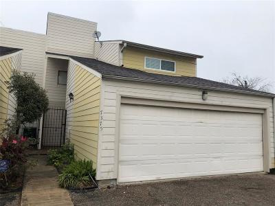 Houston Condo/Townhouse For Sale: 7375 Antoine Drive