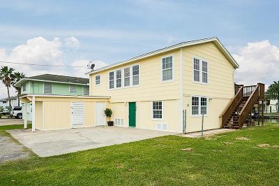 Bayou Vista Single Family Home For Sale: 180 Barracuda Street