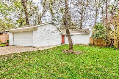 Spring Single Family Home For Sale: 26310 Pine Canyon Drive