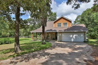 Single Family Home For Sale: 19926 Alford Road
