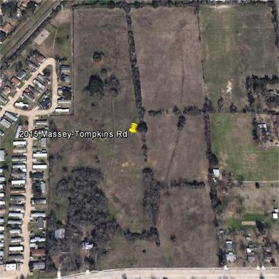 Baytown Residential Lots & Land For Sale: Massey Tompkins