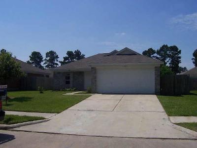 Katy Single Family Home For Sale: 5335 Tallowwood Terrace
