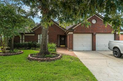 Friendswood Single Family Home For Sale: 4707 Cavern Drive