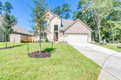 Conroe Single Family Home For Sale: 2633 Blooming Field Ln