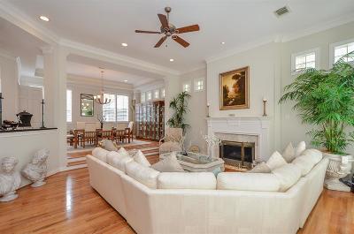 River Oaks Single Family Home For Sale: 1911 Spann Street