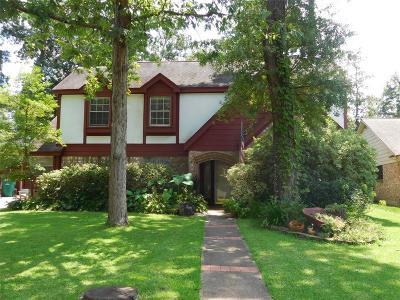 Conroe Single Family Home For Sale: 3 Kensington Court