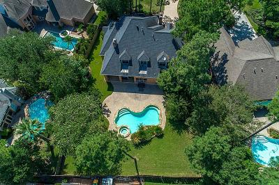 The Woodlands Single Family Home For Sale: 202 Split Rock