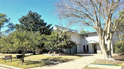 Houston Single Family Home For Sale: 16391 Larkfield Drive
