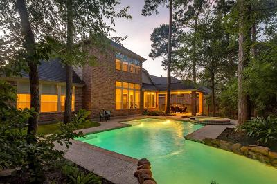 The Woodlands TX Single Family Home For Sale: $679,000