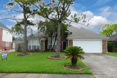 Missouri City Single Family Home For Sale: 1311 Bluestone Drive