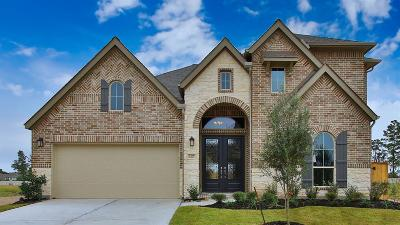 Kingwood Single Family Home For Sale: 3327 Skylark Valley Trace