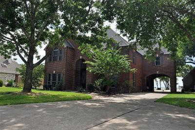 Baytown Single Family Home For Sale: 6918 Plantation Drive