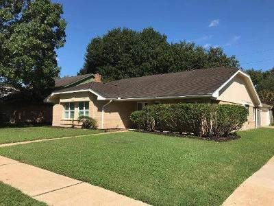 Houston Rental For Rent: 4706 Whispering Falls Drive