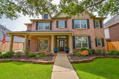 Cypress Single Family Home For Sale: 13710 Greenwood Manor Drive