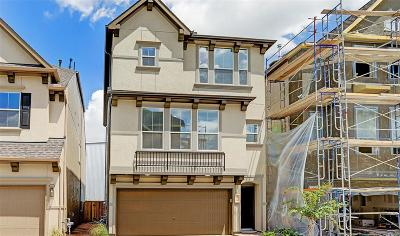 Houston Single Family Home For Sale: 10718 Addicks Oaks Place