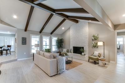Houston Single Family Home For Sale: 10603 Candlewood Drive