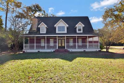 Magnolia Single Family Home For Sale: 18927 Connie Avenue