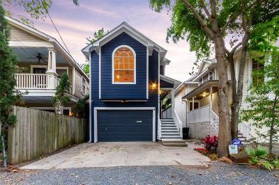 Houston Single Family Home For Sale: 1409 Blair Street
