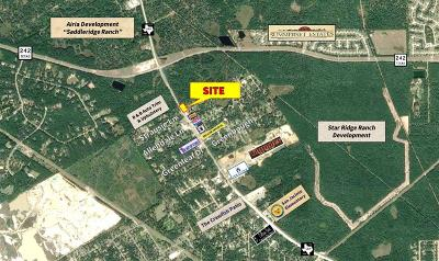 Conroe Residential Lots & Land For Sale: 16843 Fm 1314 Road