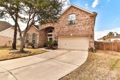 Humble Single Family Home For Sale: 9902 Krone Court
