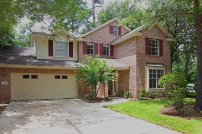 The Woodlands Single Family Home For Sale: 14 Dukedale Drive