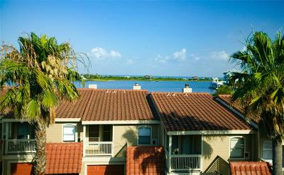 Galveston Condo/Townhouse For Sale: 31 Dana Drive Drive