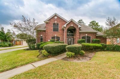 Houston Single Family Home For Sale: 13122 Ryaneagles Drive