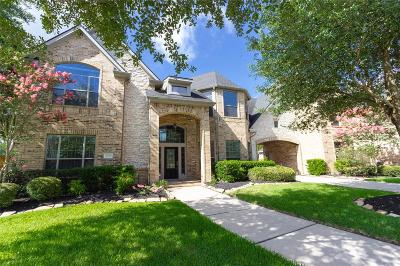 Katy Single Family Home For Sale: 6907 Monarch Lake Lane