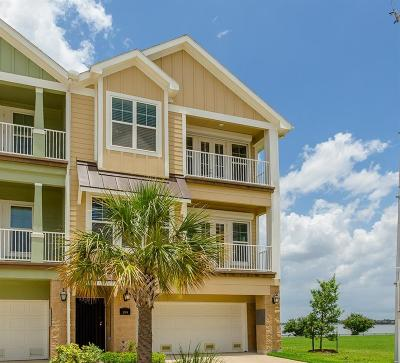 League City Condo/Townhouse For Sale: 2709 Veranda Falls