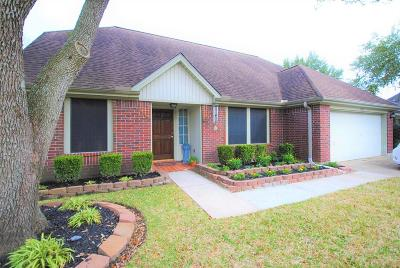 Pearland Single Family Home For Sale: 2507 Foxden Drive
