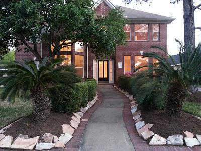Cinco Ranch Single Family Home For Sale: 23311 Angel Gate Court