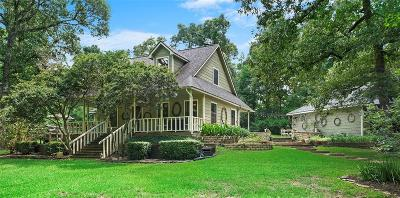 Magnolia Single Family Home For Sale: 40910 Roundup Road